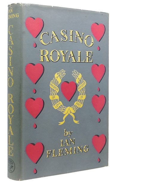 Casino Royale first edition. How much?*?!!
