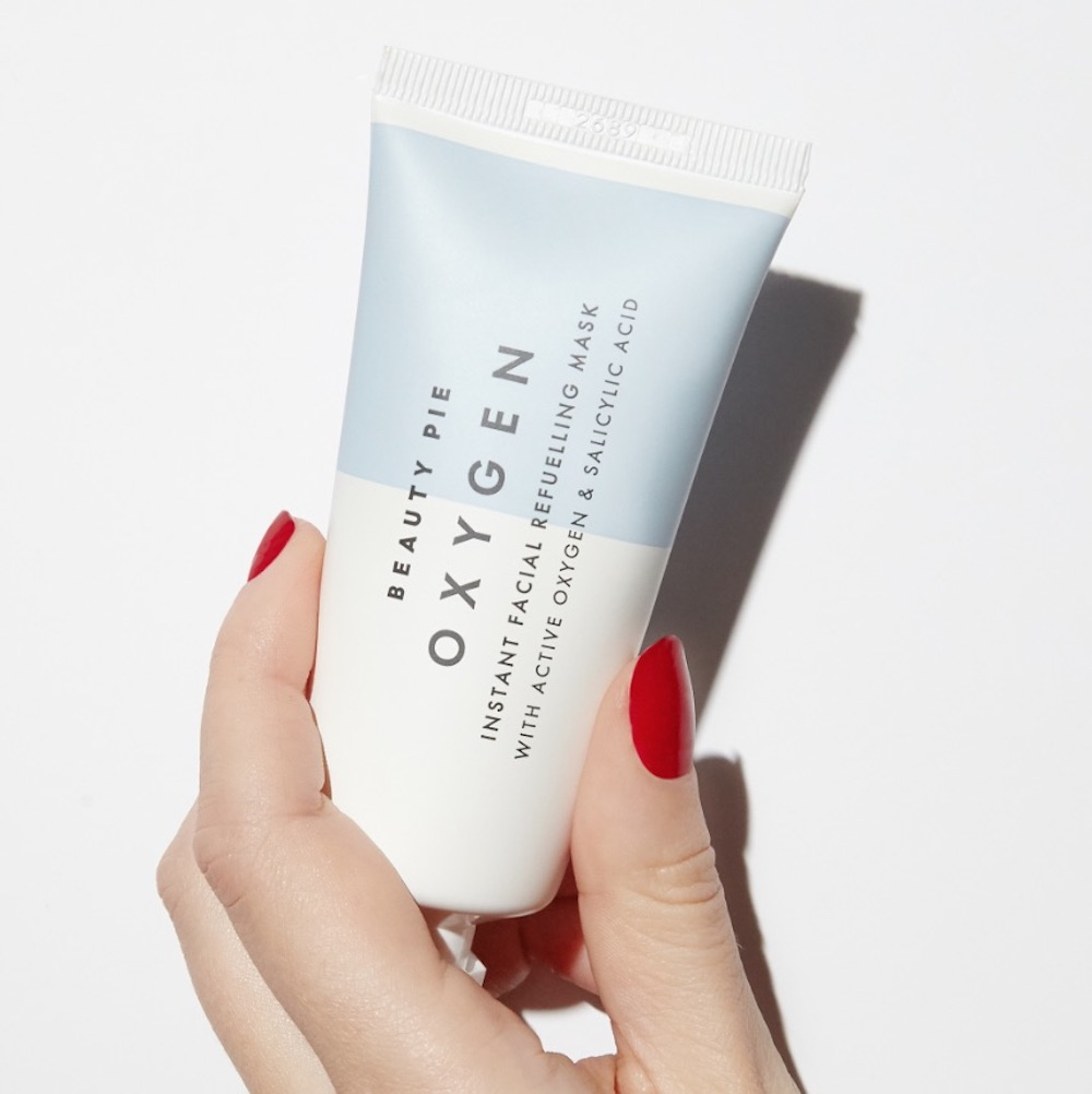 Beauty Pie Oxygen Instant Facial Refuelling Mask