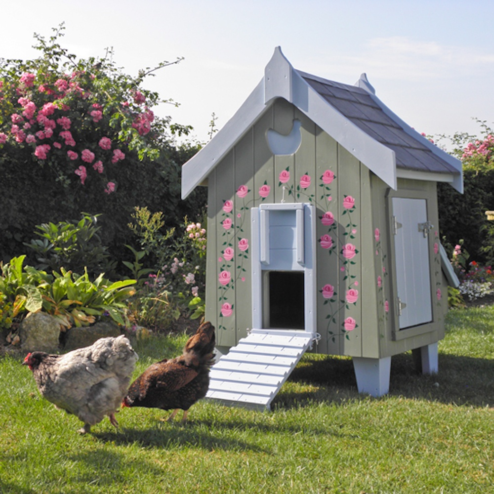 Fantasia Rose Hen House
