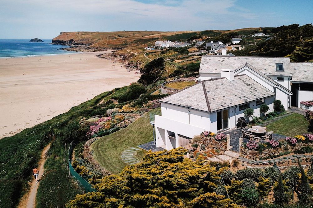 Six-bed holiday home Carn Mar in Polzeath