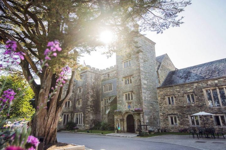 Boringdon Hall Devon
