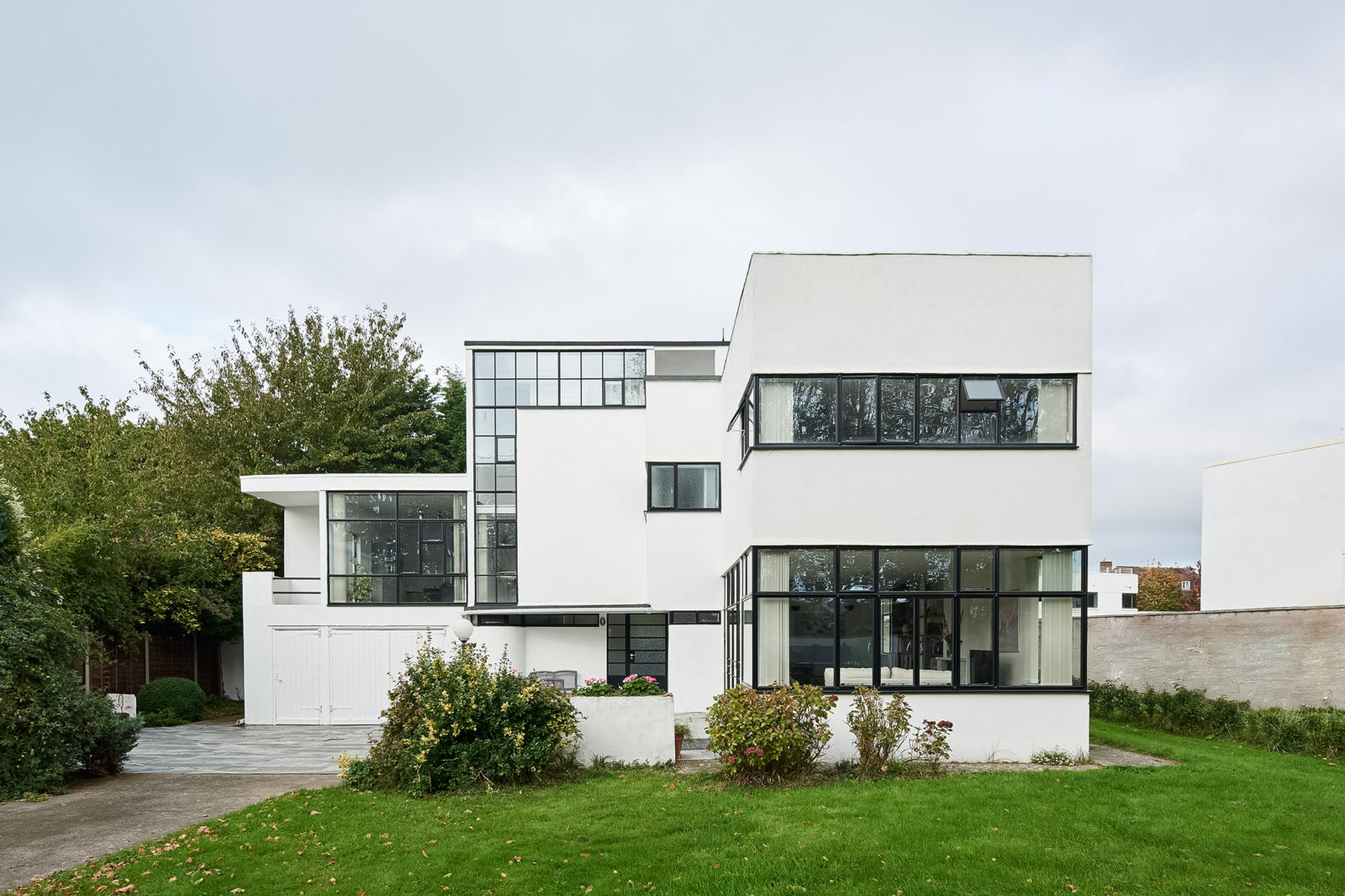 Hampshire modern property