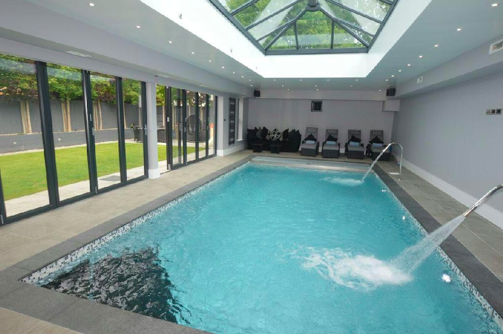 Leicestershire modern property