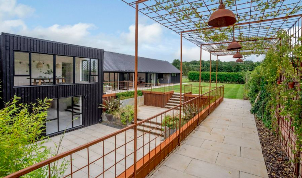 Oxfordshire modern property