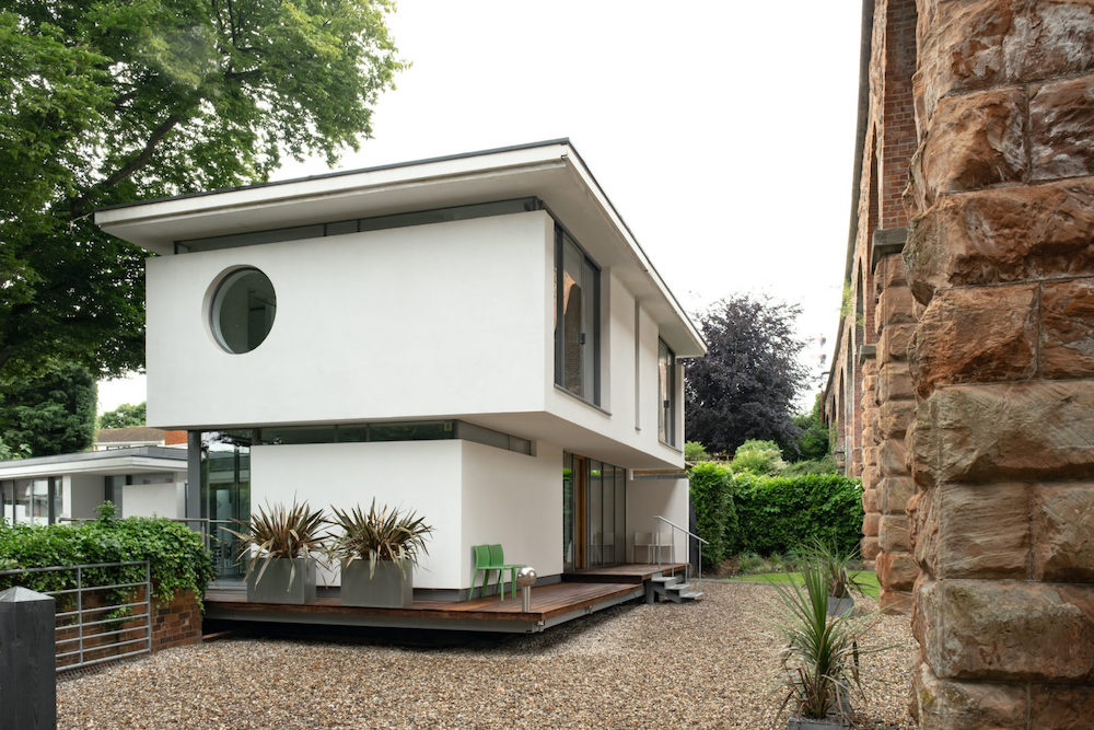 Worcestershire modern property