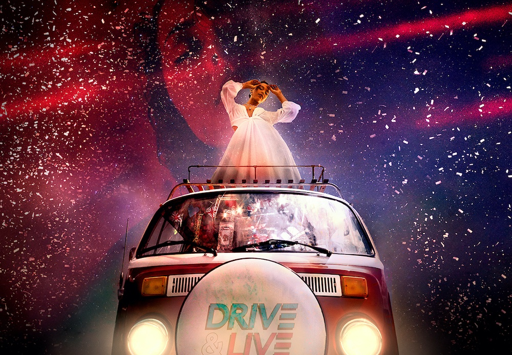 English National Opera Drive and Live