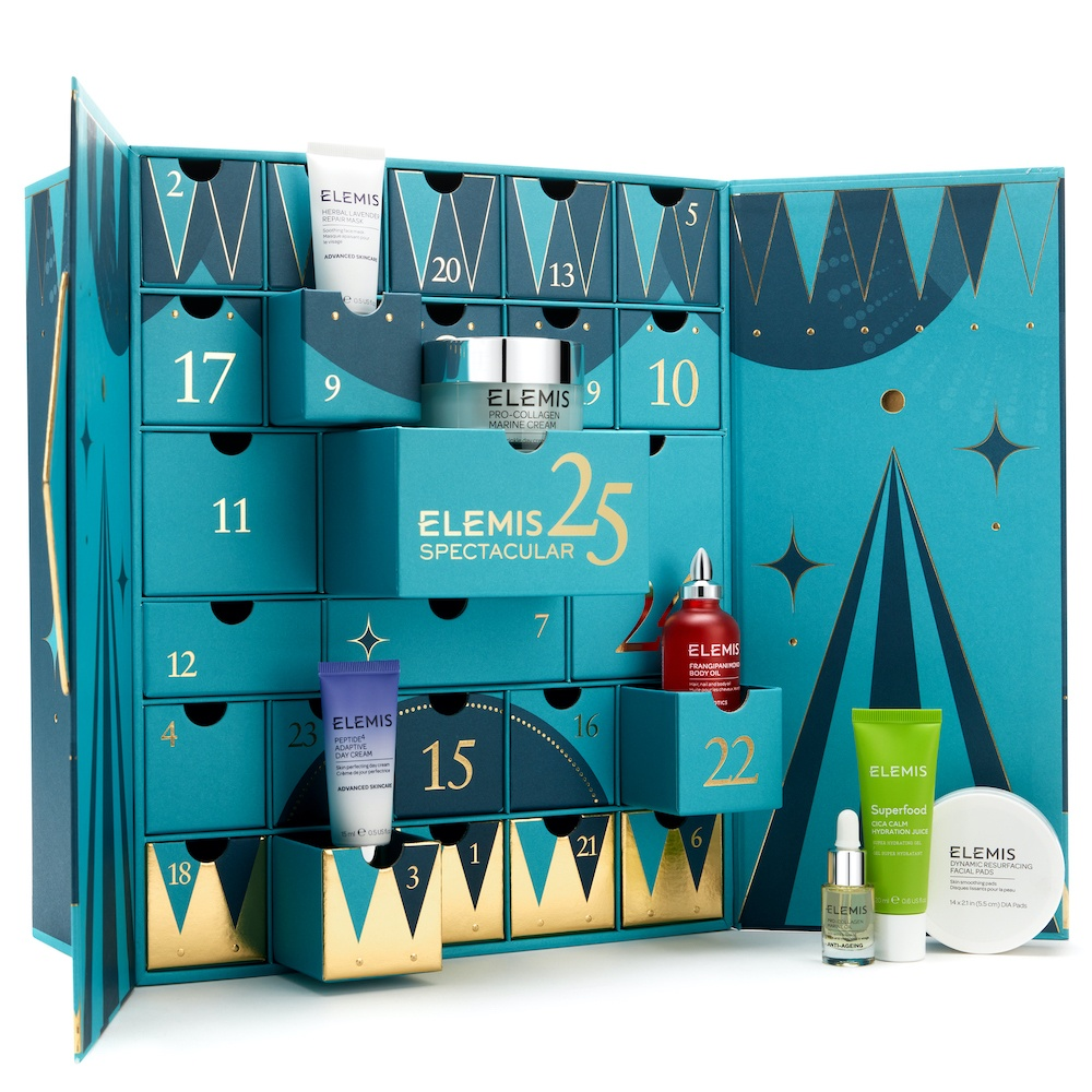 Elemis Beauty Advent Calendar