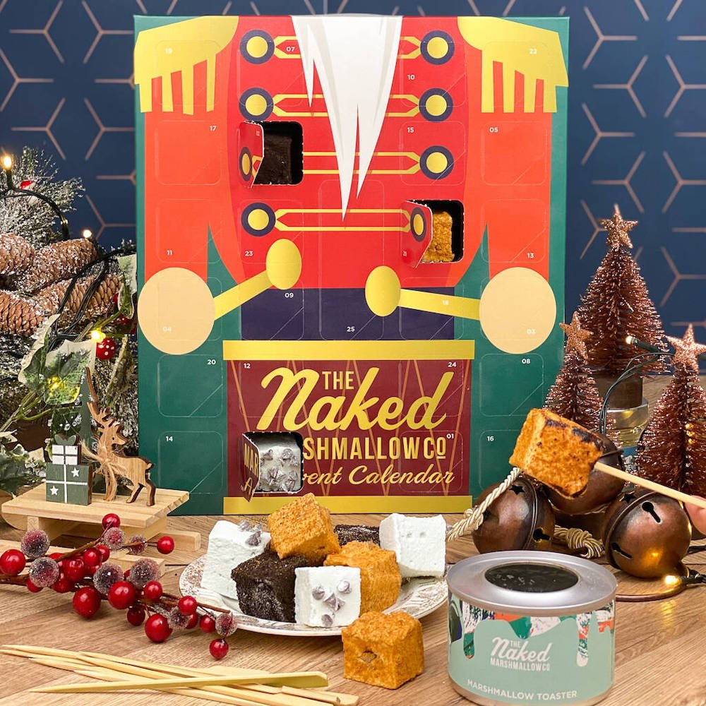 Naked Marshmallow Gourmet Advent Calendar