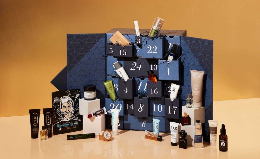Men's Grooming Advent Calendar