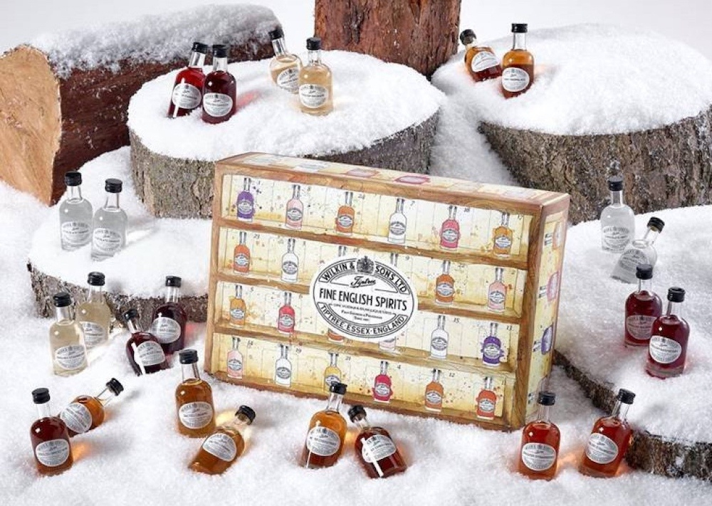Tiptree Alcohol Advent Calendar