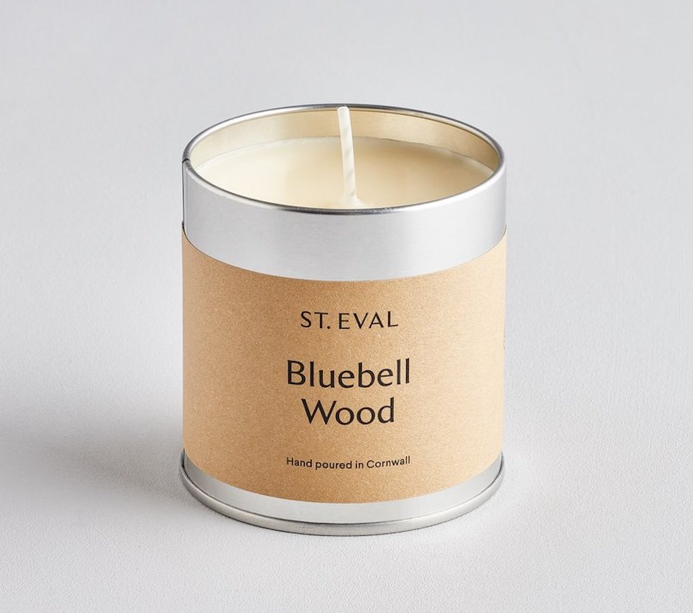 Bluebell Wood candle