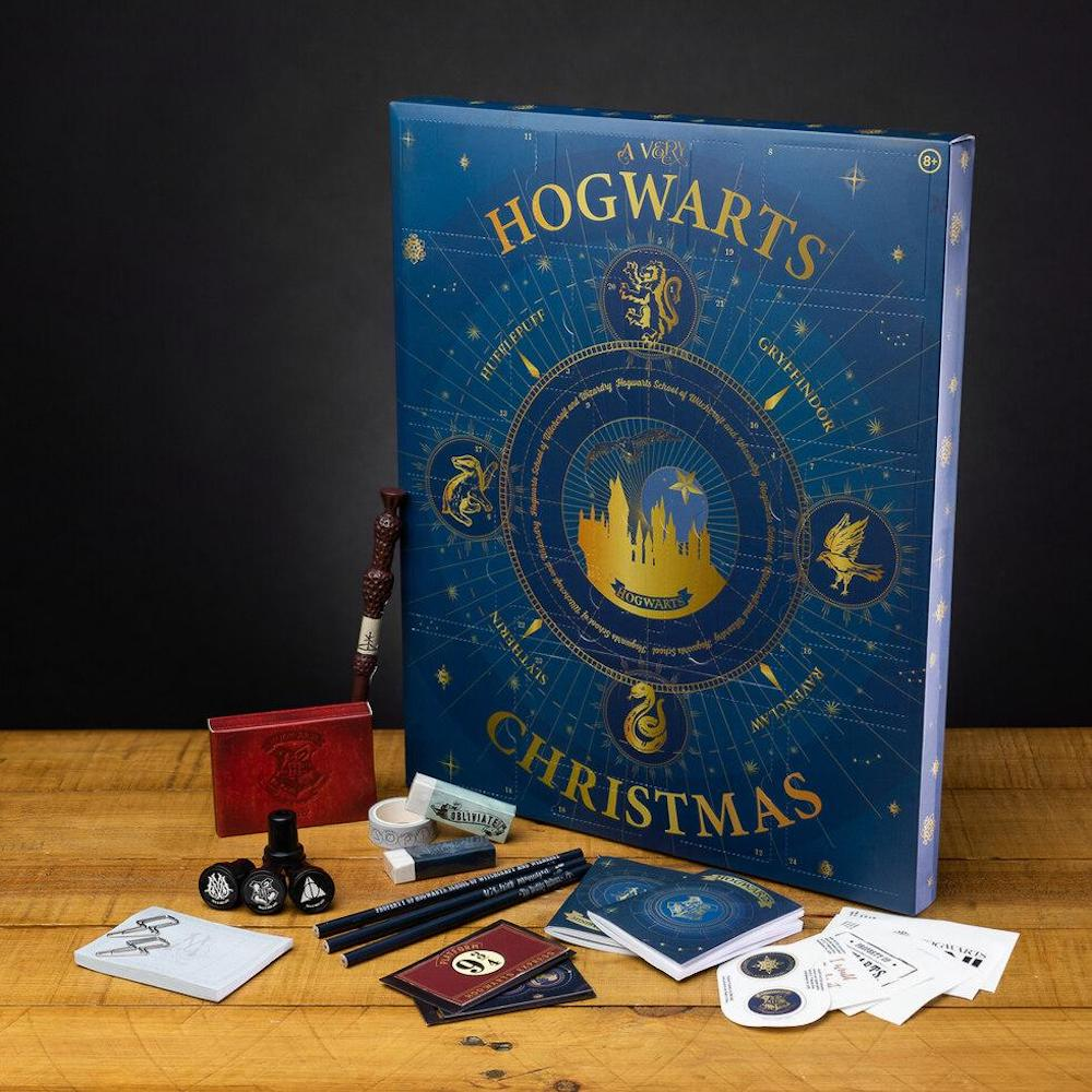 Hogwarts advent calendar