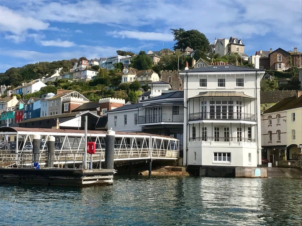 Kingswear Devon apartment