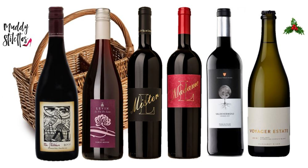 MUDDY Festive six pack Levin Wines