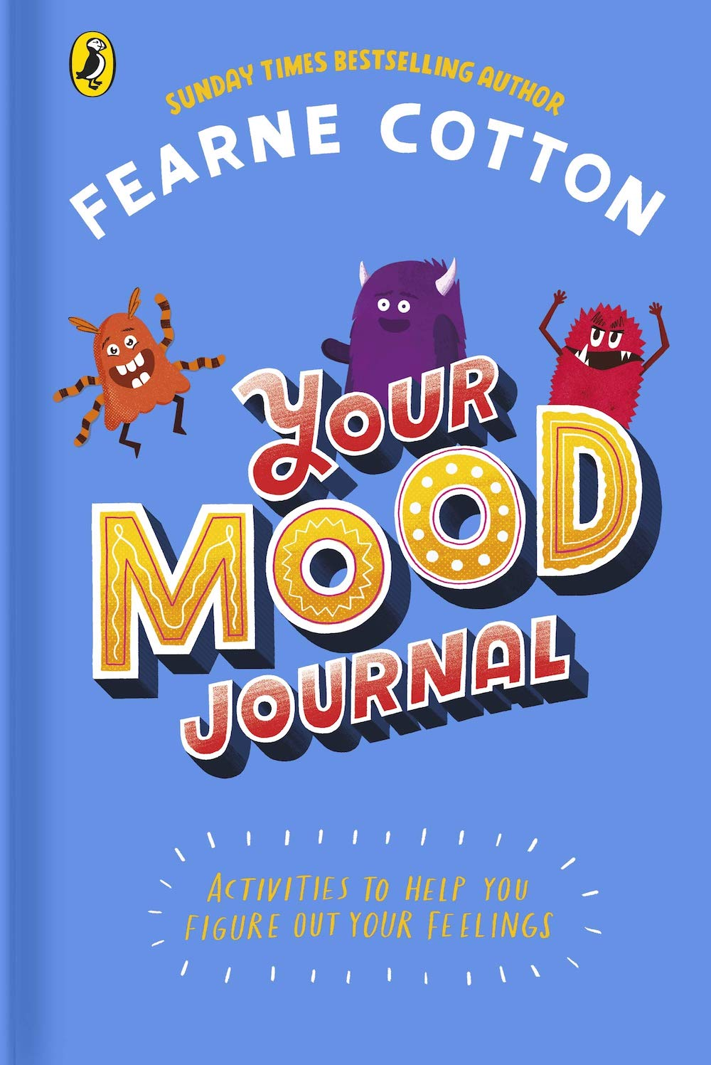 Fearne Cotton Your Mood Journal children's books