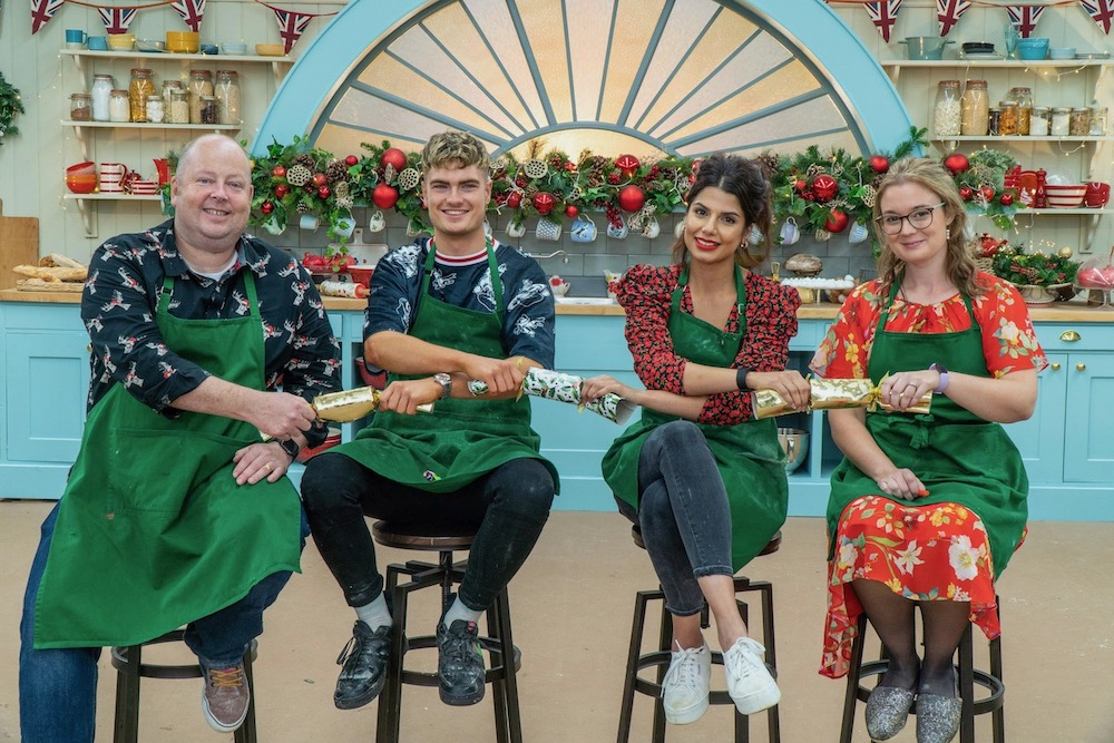 Bake Off Christmas