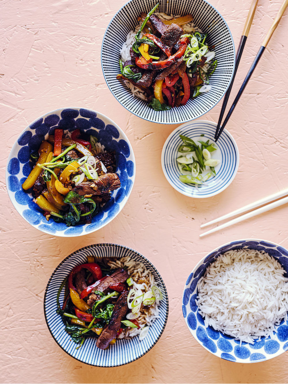 Korean BBQ Bowls