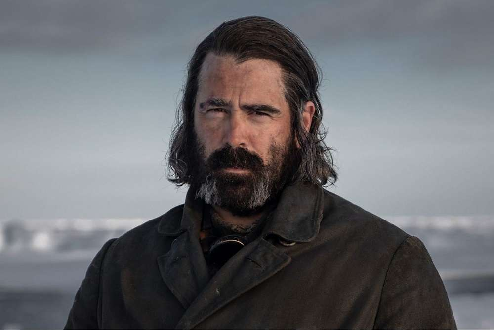 The North Water starring Colin Farrell
